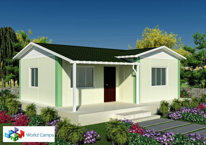 Prefabricated houses modular homes in america and canada work camp housing modular houses in - Quick built homes ...