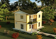 Prefabricated Two Storey House