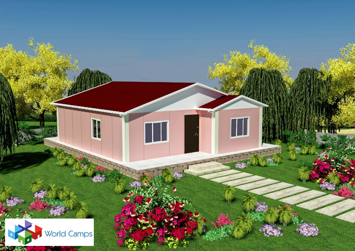 Assembled Prefabricated Homes