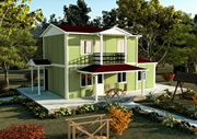Prefabricated Ready Homes