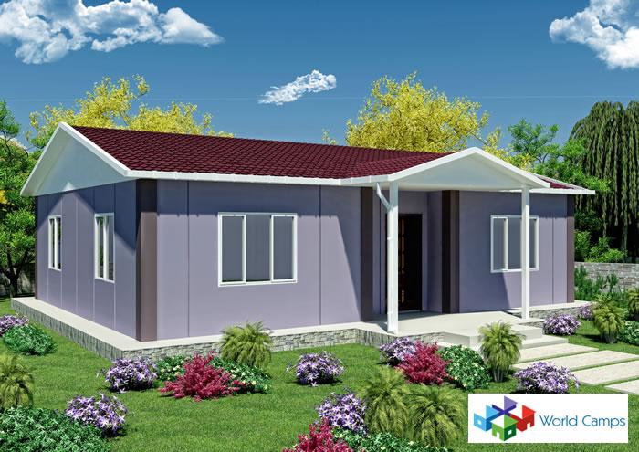 Prefabricated Houses Ready Prefab Houses