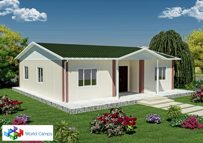 Prefabricated Emergency Homes