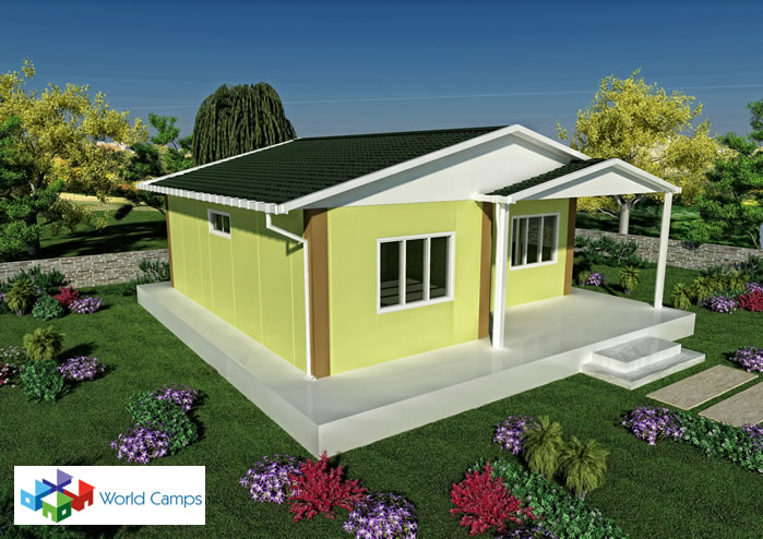 Prefabricated houses modular homes in america and canada - Quick build houses ...