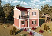 Ready Built Two Storey Homes