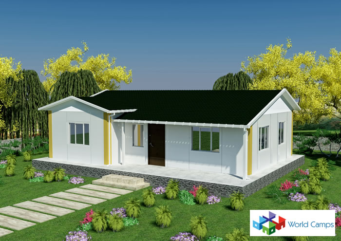 Prefabricated houses modular homes in america and canada for Home designs usa