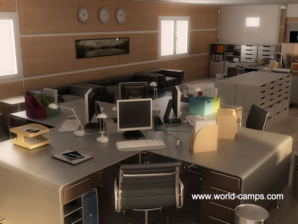 ISO Container Offices - World-camps.com