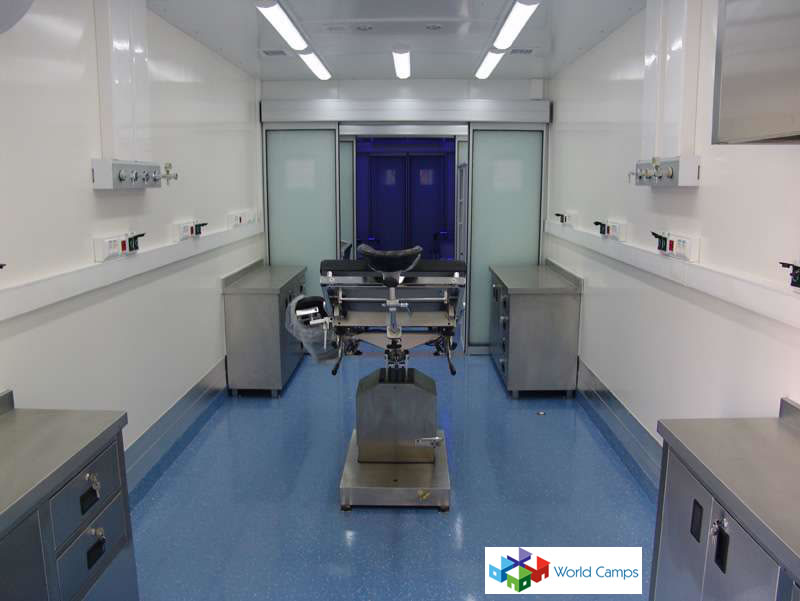 Mobile Medical Trailers