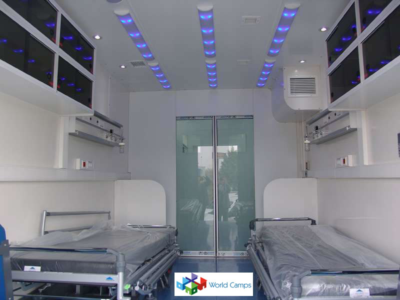 Mobile Operation Theatres