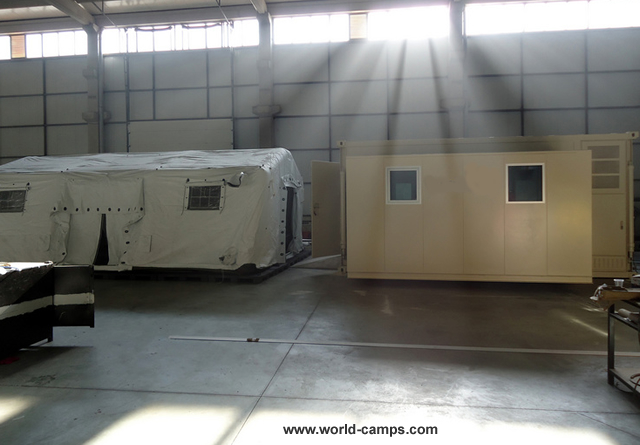 Insflatable Hospital Tents