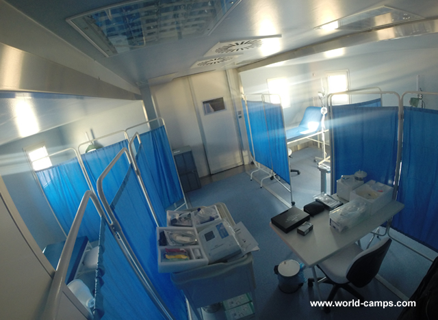 Medical Container Interiors
