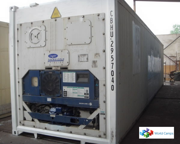 Shipping reefer Containers For Sale