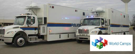 Mobile Command Vehicles for Sale