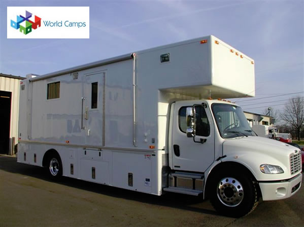Mobile Medical Vehicles for Sale