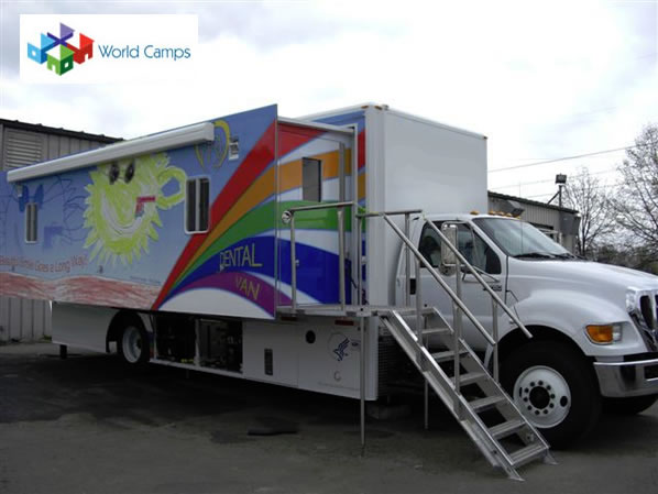 Mobile Expandable Medical Vehicles for Sale