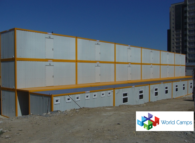Multi Storey Container Offices