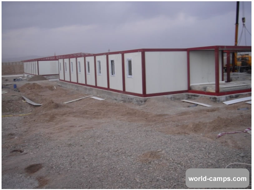 Secial Container Camps