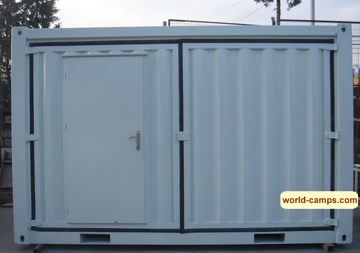 Special design Container Camps