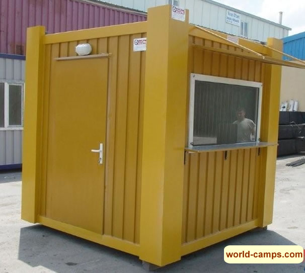 Special design custom built Container camps