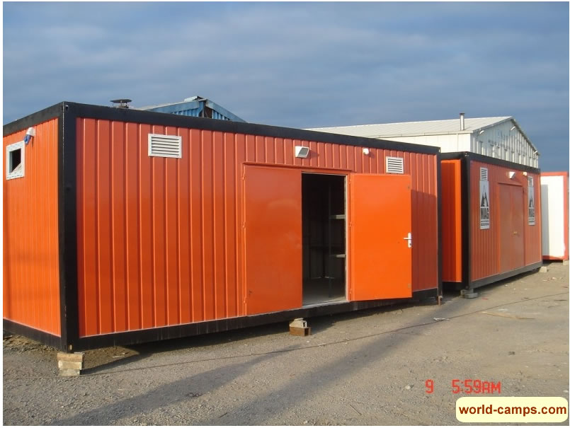 Fully Customised Container Camps for Sale